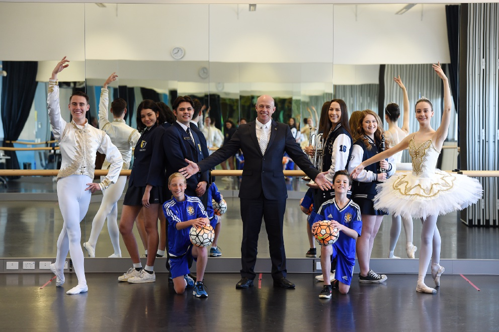 John Curtin College of the Arts' strong performance recognised