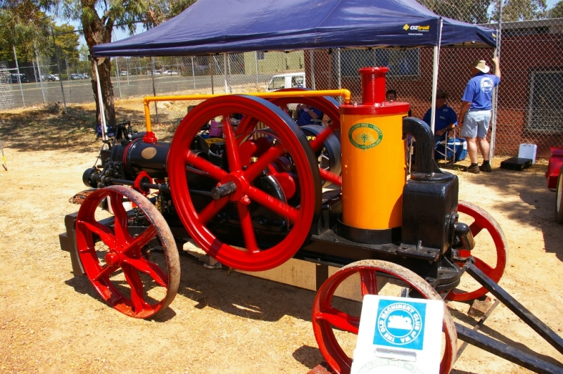 Waroona Vintage Machinery Rally in gear for this weekend
