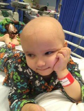 Kai Nell needs a bone marrow transplant.