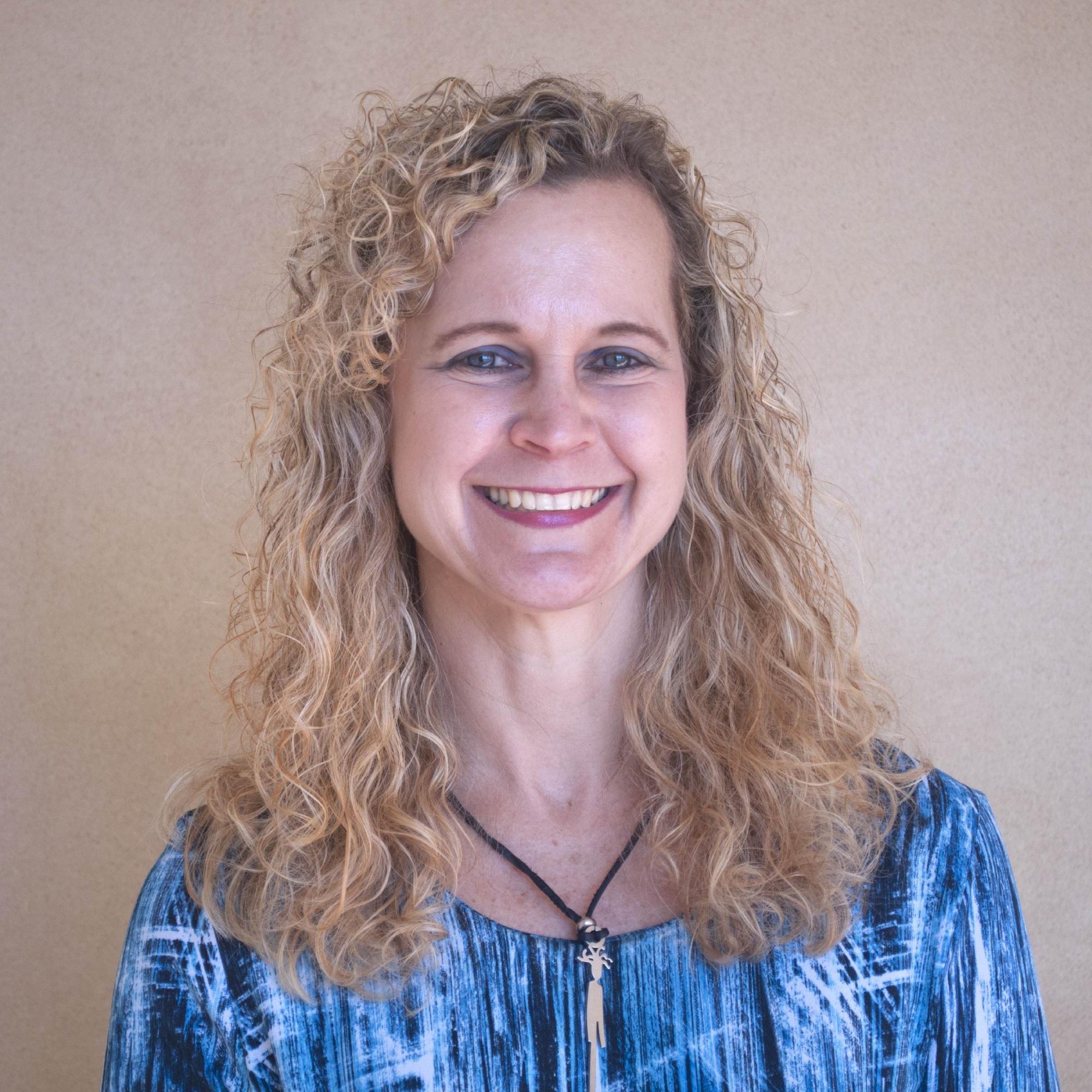 Karin Strachan.