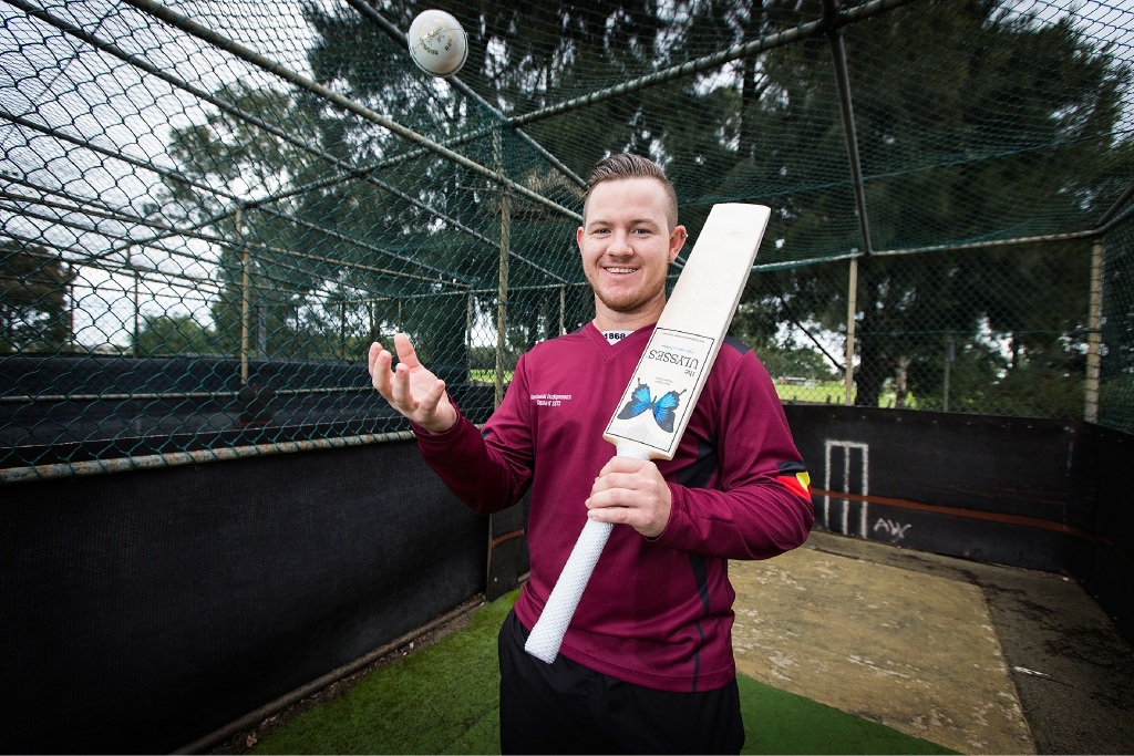 Gosnells Cricket Club captain D'Arcy Short.Picture: Will Russell www.communitypix.com.au   d441567