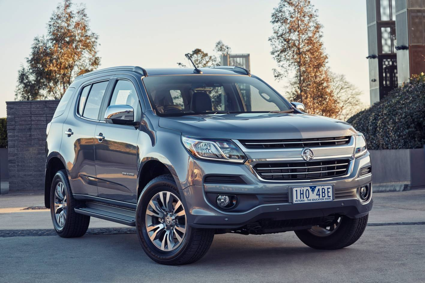 Holden Colorado blazes trail to new name