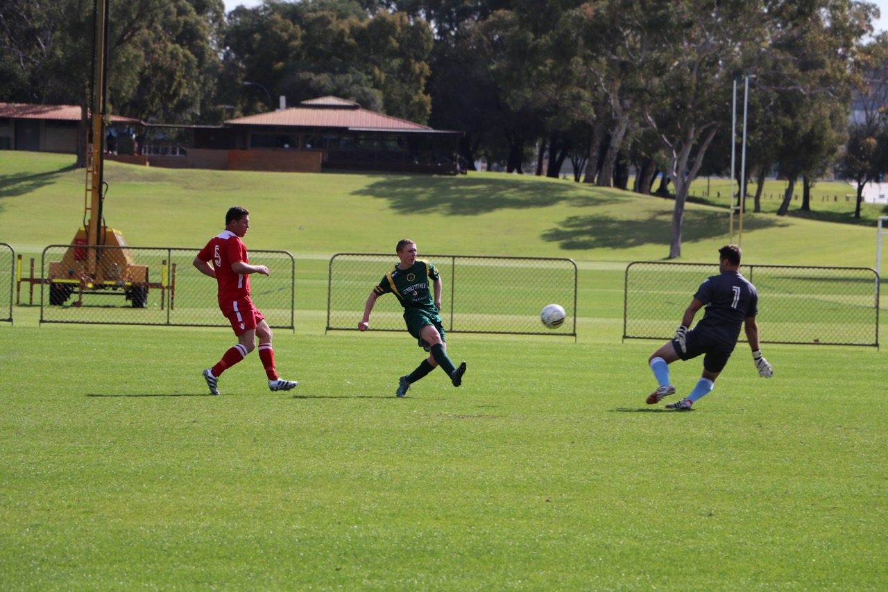 Soccer: UWA defeat Ashfield SC 1-0 to end season on high