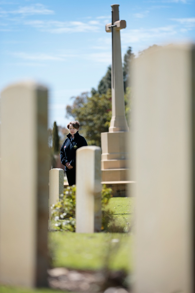 Bibra Lake resident on mission to remember all fallen soldiers