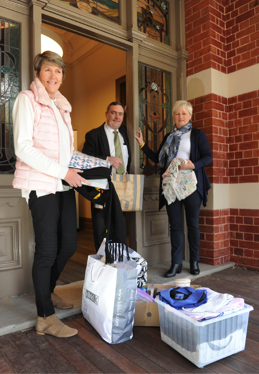Cottesloe: secondhand cancer help forthcoming from Council