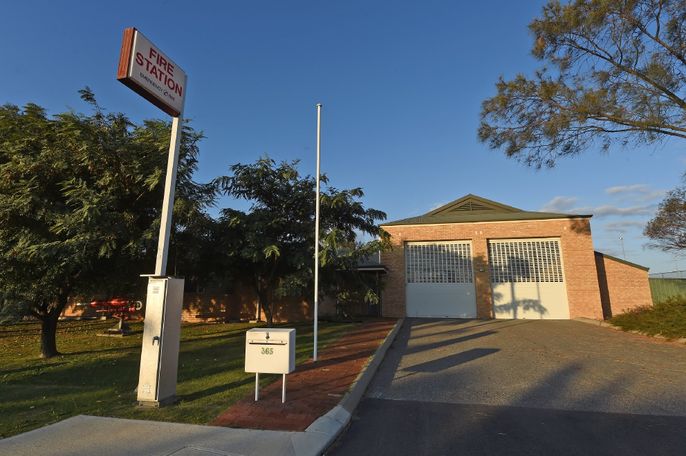 Closed: The Success fire station shut down after staff cancer cases were reported.