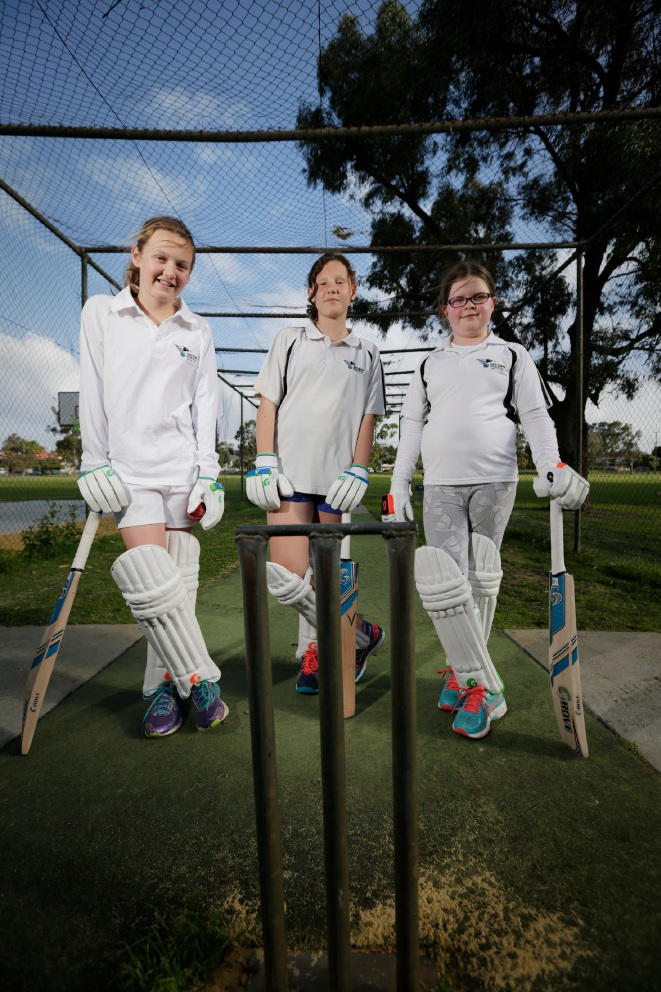 Wembley Districts Junior Cricket Club a breeding ground for female cricket champs
