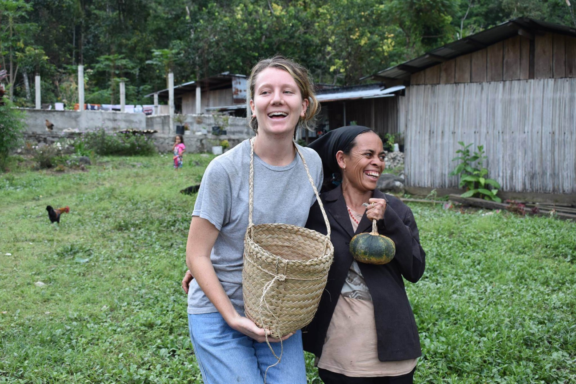 Notre Dame students get 'eye opening' experience in Timor-Leste