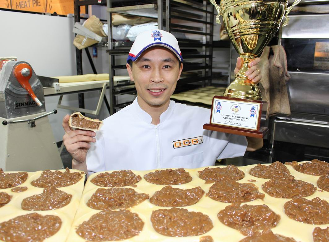 Bull Creek's Oven Crisp Bakery takes out Official Great Aussie Pie Competition