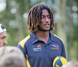 Nic Naitanui: Admired for all the right reasons.