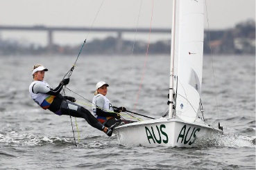 Rio Olympics: shaky start for Freo's Carrie Smith in women's 470 sailing