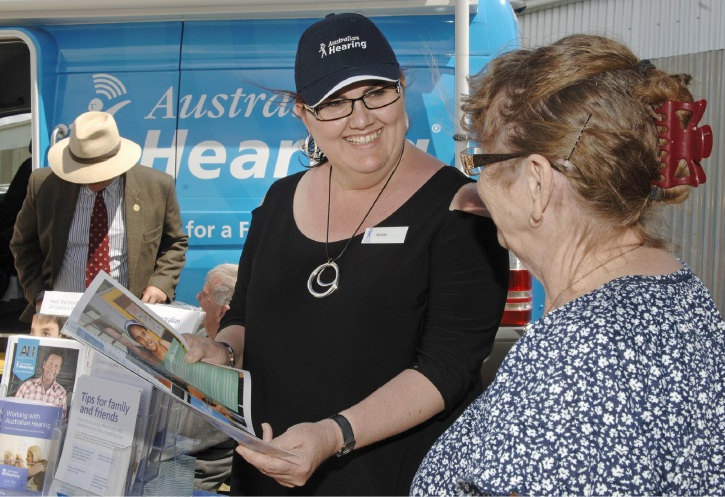 Free hearing checks will be available in Bicton.