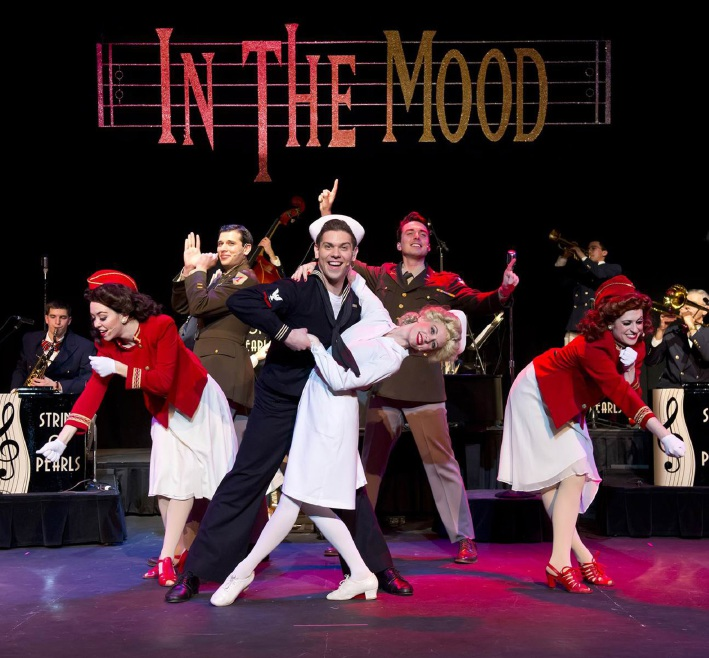 The cast of In the Mood.