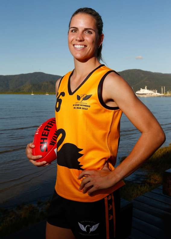 Murdoch University Elite Athlete Program duo recruited among AFL national women's league marquee players