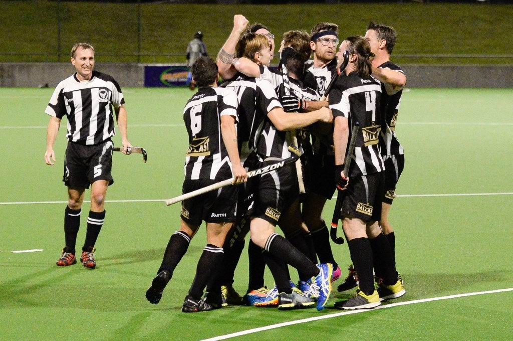 Caption: Fremantle Hockey Club's league men had a big 6-1 win over Victoria Park on the weekend.