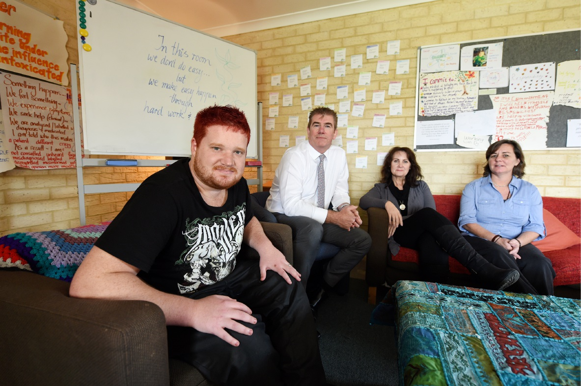 Richmond Wellbeing's Recovery House helping futures