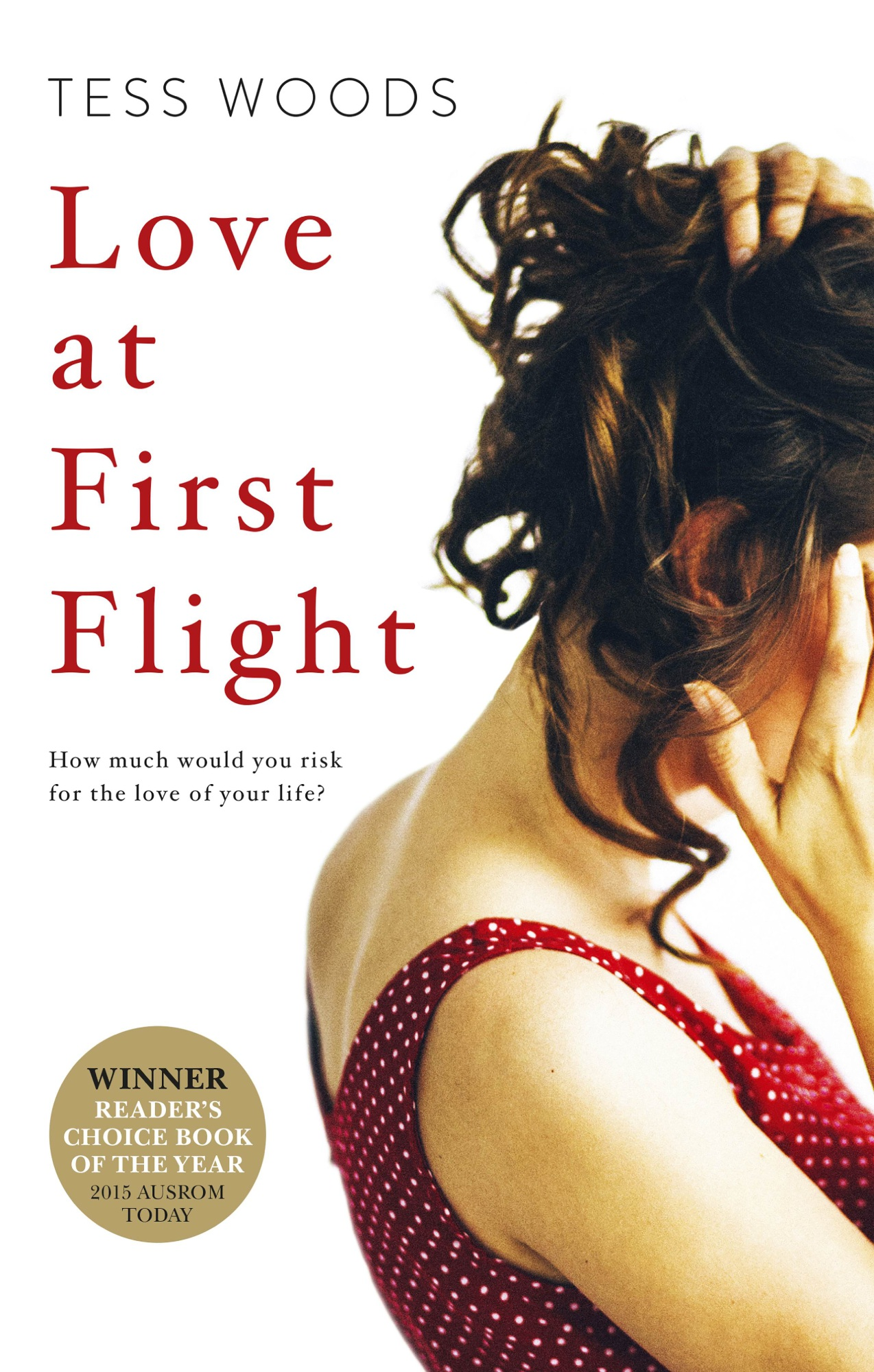 Duncraig author Tess Woods to sign copies of her debut novel 'Love at First Flight'
