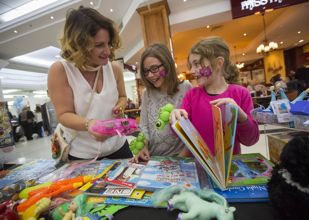 Kids Community Exchange sees pre-loved toys and books sold at Whitford City