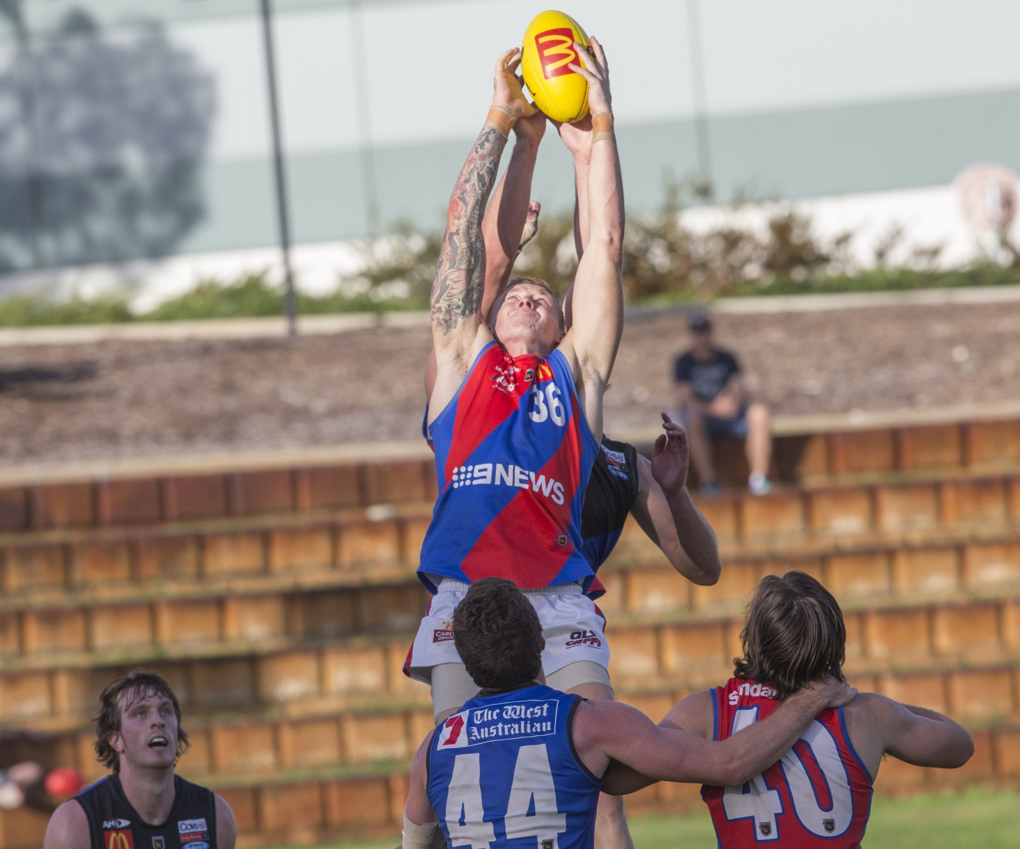 With the name change issue settled, focus turns to West Perth's derby against East Perth this weekend. Picture Dan White
