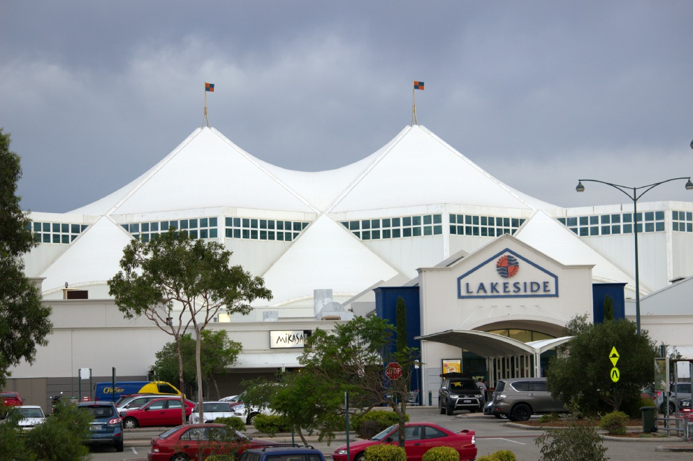 A toddler died after an a choking incident at Lakeside Joondalup on Monday. Picture: file image