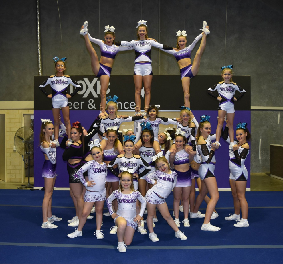Malaga cheerleading club Toxic Cheer ready to dance at ...
