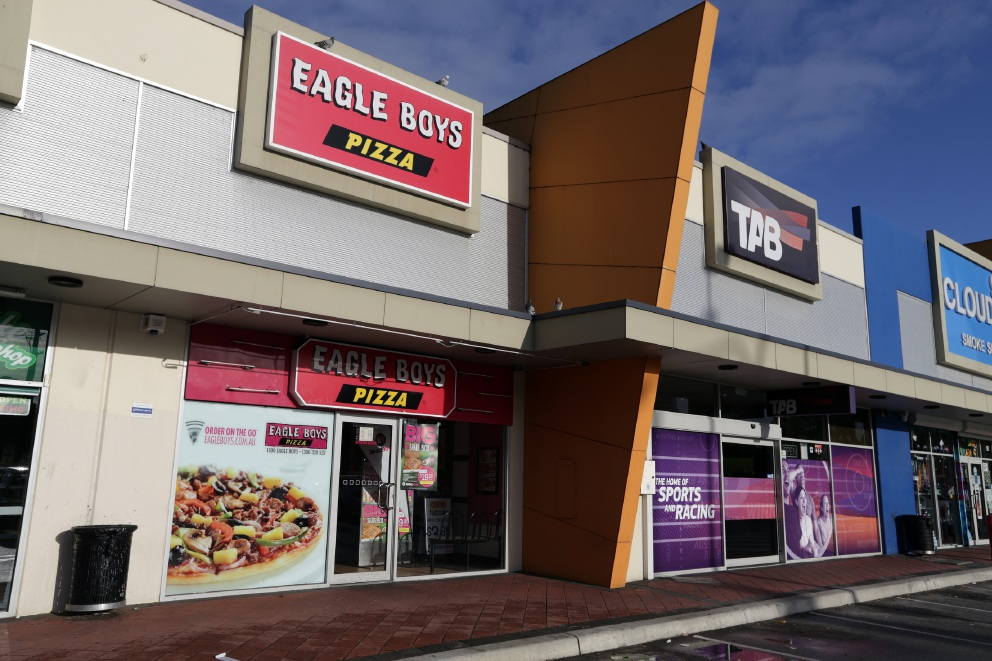 Eagle Boys in Wanneroo will remain open. Picture: Martin Kennealey