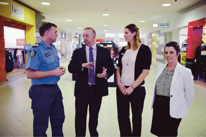 Police forum tells Gosnells business owners how to respond in robbery situations