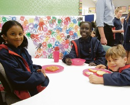 St Helena's Primary School hosts breakfast program Mind, Body and Heart