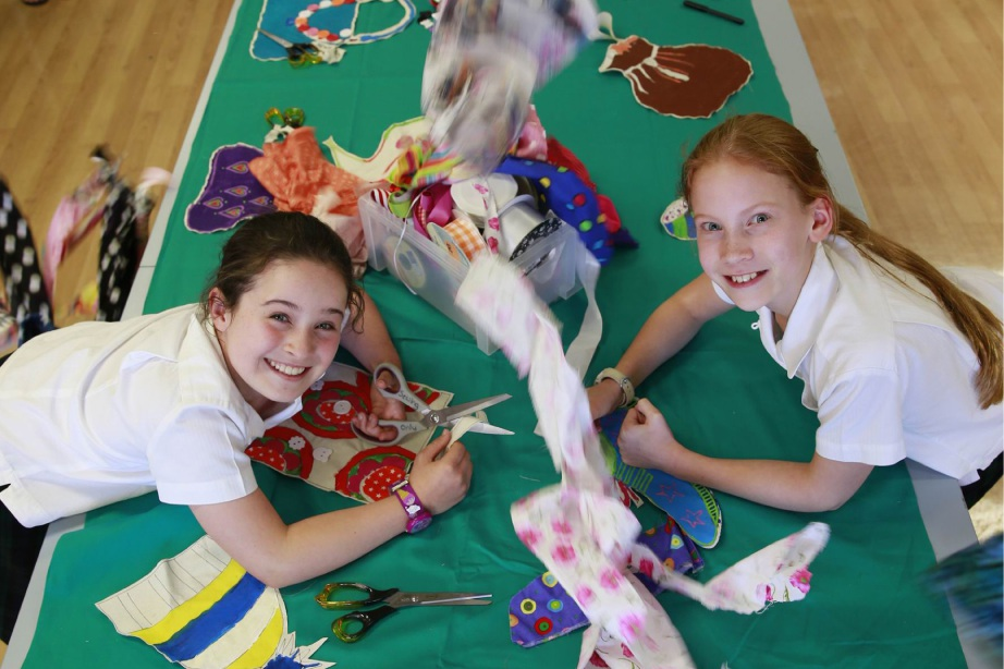 Presbyterian Ladies College students sacrifice lunchtimes for a cause