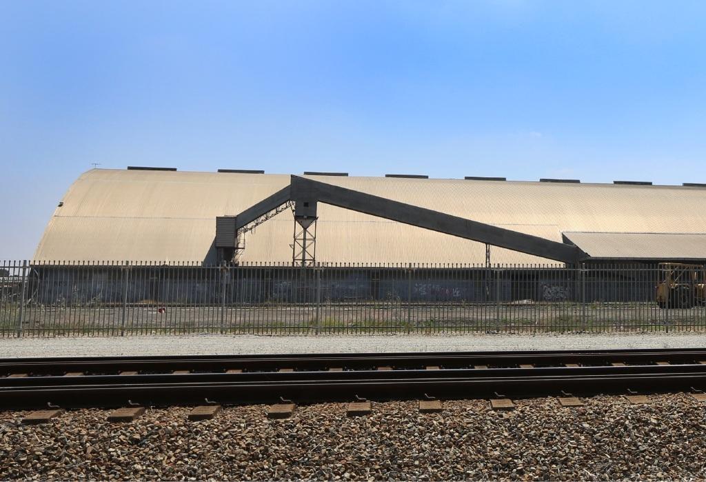 The former CBH Grain Transfer Terminal in Bellevue. Picture: Matt Jelonek d445676