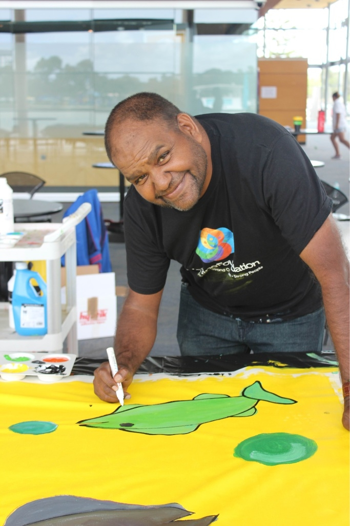 Noongar artist picked for Yaburgurt artwork