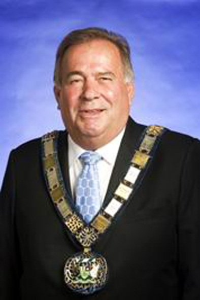 Stirling Mayor Giovanni Italiano.