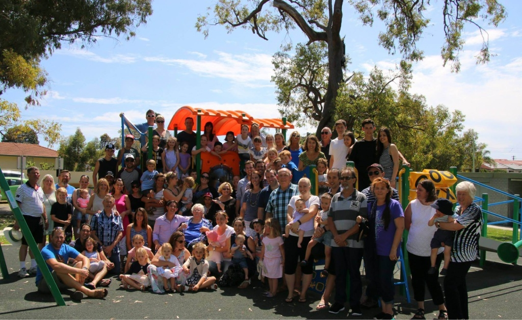 Kwinana pioneer enjoys a special day