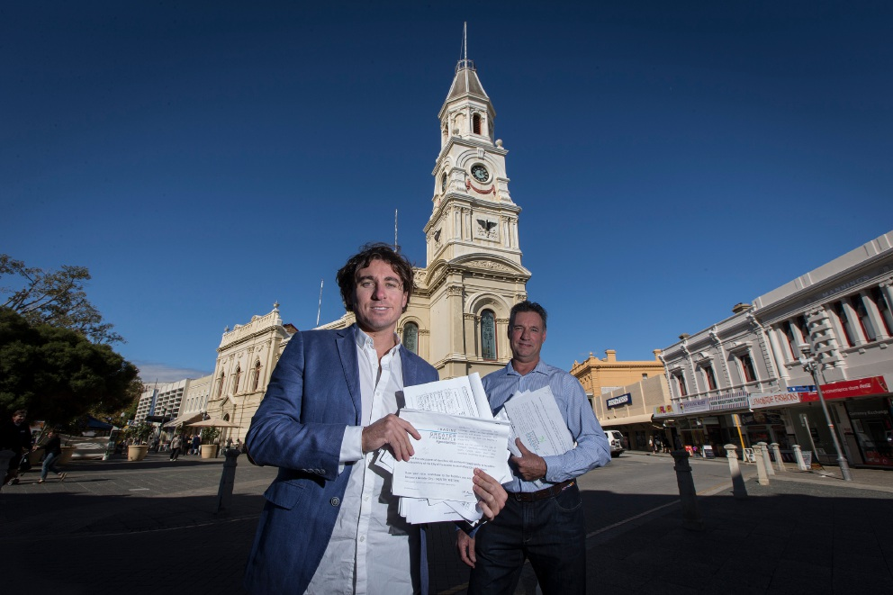 Fresh hope for Greater Fremantle campaigners