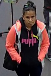 Image released of woman wanted over iPhone theft
