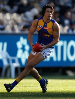 Scarborough: West Coast Eagles Rising Star gives former club something to smile about