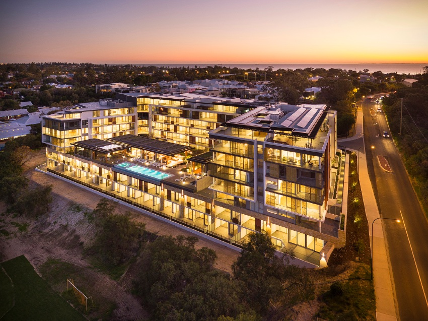 Awards honour WA's best urban developments