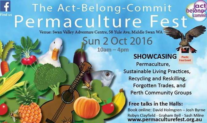 Permaculture Fest hits the Swan Valley