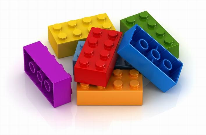 Lego Club at Falcon eLibrary