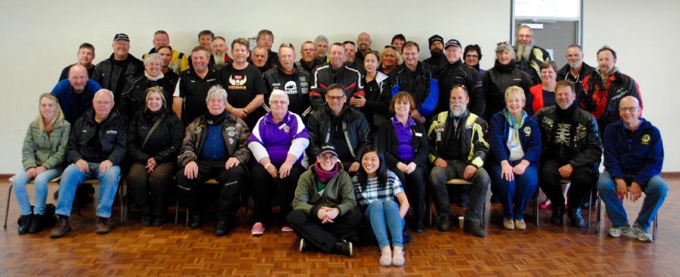Wanneroo Lions Club welcomes back the Black Dog Riders.