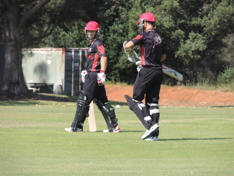 Jonathan Wells and Josh Nicholas are expected to be key players for the Perth Cricket Club this season.