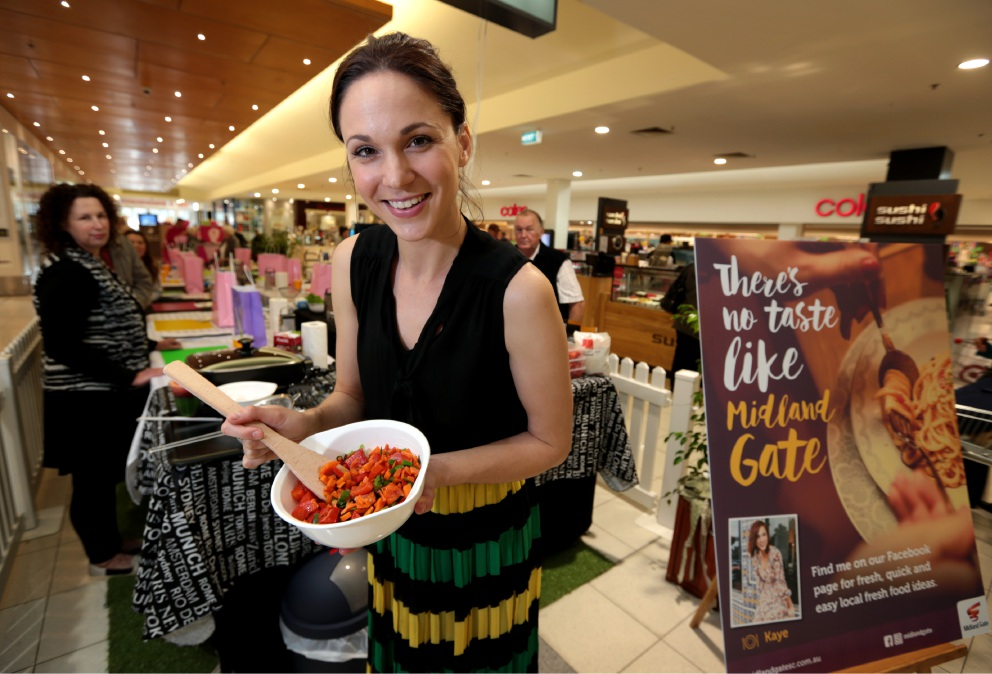 Midland Gate Shopping Centre begins healthy food coaching courses