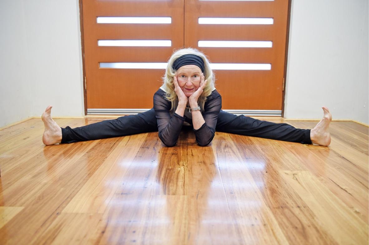 Heidi de Villiers. Picture: Jon Hewson www.communitypix.com.au   d459861