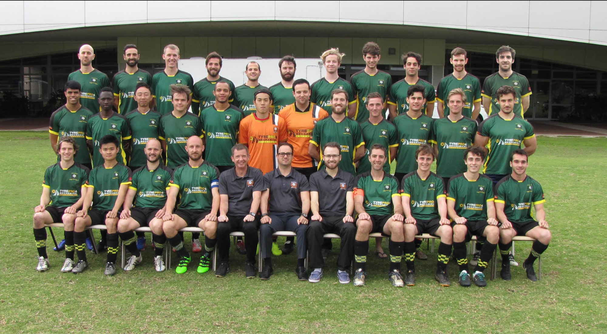 Soccer: Curtin University FC takes out title and gains promotion