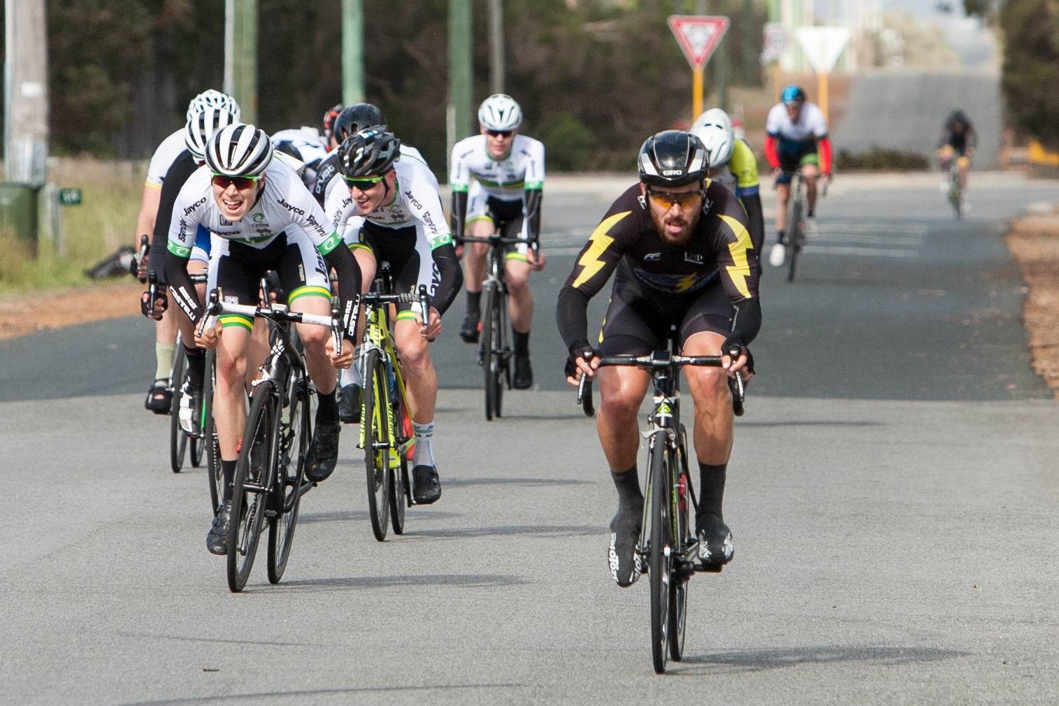 Cycling: final Peel Districts Cycling club race of the season