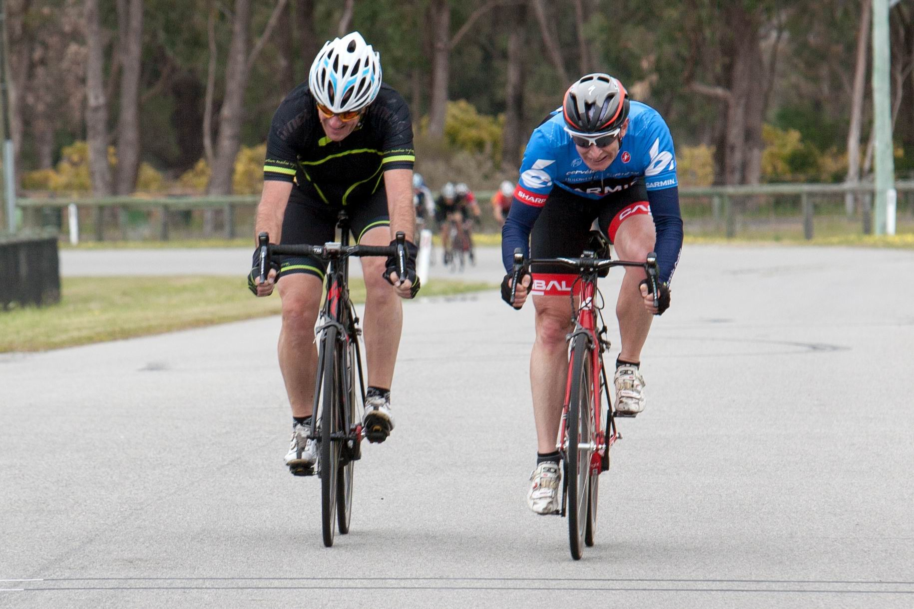 Cycling: final Peel Districts Cycling club race of the season
