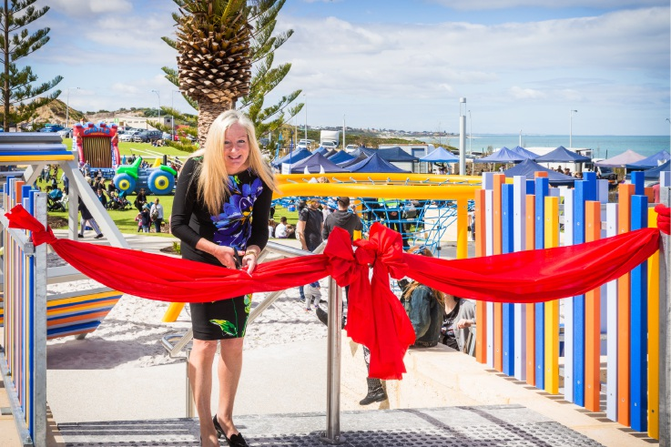 Satterley Property Group held a Super Saturday community event in Jindalee.