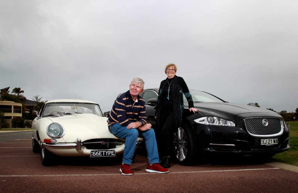 Jags to come out for Jaguar Car Club's 50th anniversary