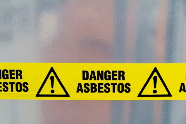 The public needs help in identifying what is and isn't asbestos.