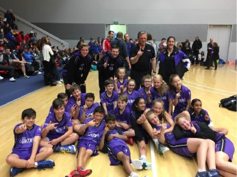 WA Basketball League: Lakeside Lightning take home three trophies in grand finals